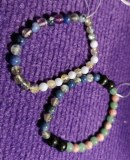 Bracelets Muriel et Louane