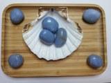 Angélite - Anhidrite bleu