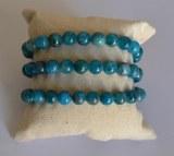 Bracelet Apatite - Perles 8mm