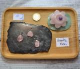 Pendentif Quartz rose (petit)