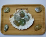 Opale des andes bleue