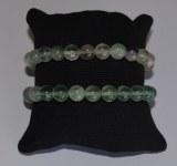Bracelet Fluorine - Perles 8mm