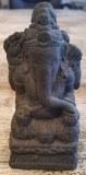 Ganesh en pierre reconstituée - 410g