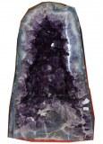 Géode d'améthyste - H40xL26x027cm - 33.6kg