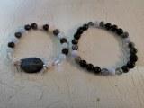 Bracelets Michèle et Romain