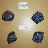Chalcopyrite - Morceau entre 80 et 110 gr