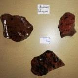 Obsidienne mahogany ou acajou - Morceau entre 130 et 170 gr