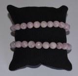 Bracelet Kunzite Extra - Perles 8mm