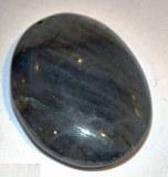 Labradorite plat - 3x2.5cm - 15 à 21g