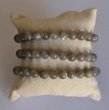 Bracelet Labradorite - Perles 8mm