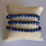 Bracelet Lapis lazuli - Perles 6mm