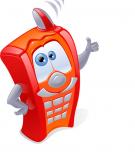 Commandes téléphones