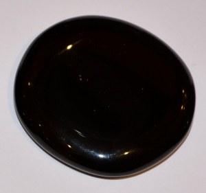 Obsidienne oeil céleste - Galet - 4x4x1cm - 20 à 34g