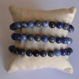 Bracelet Sodalite - Perles 8mm